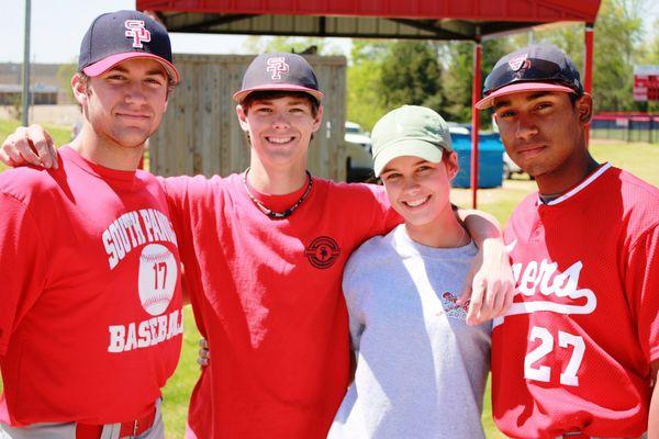 Baseball beim Schüleraustausch USA