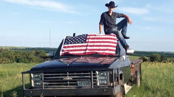 truck-usa-flagge
