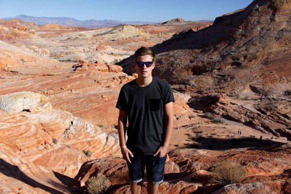 Ausflug zum Grand Canyon beim Schüleraustausch USA
